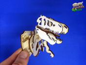 Tyrannosaurus Skull Card