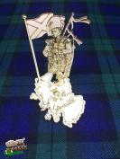 Piper of Scotland Card
