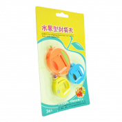 Fruit Shape Plastic Food Snacks Clip Storage Bag Sealing Clip Lock Sealer Fresh Random Colour