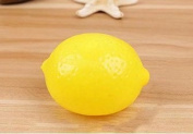 S-LOVE Relieve Stress Toys Jumbo Lemon Squishy Slow Rising Squeeze Toy Gift