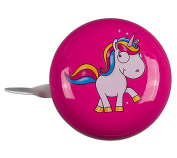 Children Kids Girls Girl Child Age 3+ Number One Selling Be Safe On The Road - Classic Unicorn Bicycle Bike Bell - Perfect for Stocking Fillers Christmas Xmas Birthday Easter Present Gift Fun Toys & Games or Pocket Money Treat or Reward Idea - One Supp ..