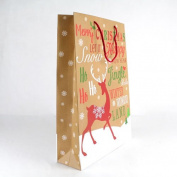 Christmas Extra Large Gift Bag 46cm