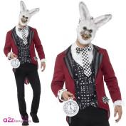 Smiffy's 46826L Deluxe Rabbit Costume