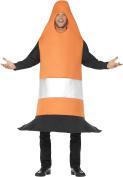 Smiffy's 46701 Traffic Cone Costume