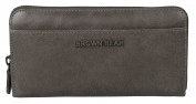 Brown Bear Women's Wallet Black 01 Schwarz Stone Vintage 0