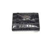 Braccialini Women's Wallet Black black