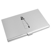 'Tall Lighthouse' Business Card Holder / Credit Card Wallet