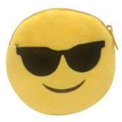 Abuyall Small Cute Cartoon Coin Zip Purse Hasp Key Wallet Bag p16
