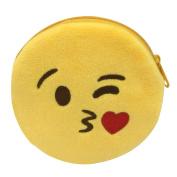 Abuyall Small Cute Cartoon Coin Zip Purse Hasp Key Wallet Bag p18