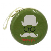 Abuyall Small Cute Cartoon Coin Zip Purse Hasp Key Wallet Bag p29