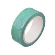 Souarts Dark Green Paper Masking Adhesive Tape for Scrapbooking DIY Craft 8m 1PC