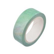 Souarts Green Paper Masking Adhesive Tape for Scrapbooking DIY Craft 8m 1PC