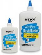 Craft Glue 250 g 500 g, Meyco Craft Glue White