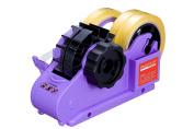Prakticut Germany® SM74 VB Violet Tape/Adhesive Tape Dispenser with 2 Rolls Adhesive Tapes