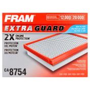 FRAM Extra Guard Air Filter, CA8754