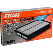FRAM Extra Guard Air Filter, CA9481