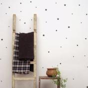 Bluelans® 39pcs Stars Wall Sticker Star Nursery Children Room Wall Art Sticker Decal