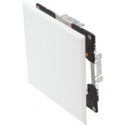 Cendrex Adjustable General Purpose Steel Access Panel 6 X 7.5 White