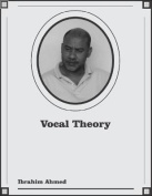 Vocal Theory