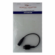 Verizon Headset Adapter 18 Pin to 2.5mm Aux for G'zOne Boulder - 6 Inch