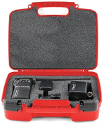 Hard Storage Carrying Case For Midland CB-Way Radio - Stores Midland 75-822 40 Channel CB-Way Radio TM And Accessories, Safely - Red