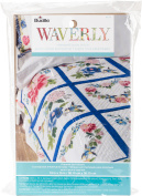 Stamped Embroidery Quilt Blocks 38cm x 38cm 6/Pkg-Waverly-Charmed