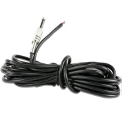 QTX Sound 6.35mm Male Jack to Bare Wire 6m Lead