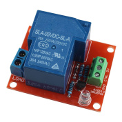 HALJIA 1 Channel 5V 30A High Power Relay Module for Arduino AVR PIC DSP ARM