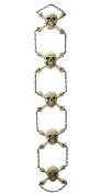 140cm Gruesome Skeleton Chain Hanging Halloween Decoration #65858