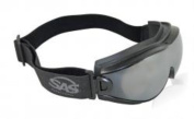S A S SAFETY CORP ZION X MIRROR LENS SAFETY GOOGLES Only One