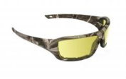 S A S SAFETY CORP CAMO SFTY GLSSES DRY FOREST FRM/YLW LENS Only One