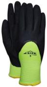 Magid Glove & Safety Mfg ROC28HVWTXL Sandy Nitrile-Coated Glove, Yellow, XL