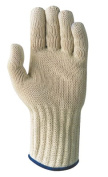 Wells Lamont X-Large White Whizard Handguard II Heavy Duty High Performance Fibre And Stainless Steel Ambidextrous Cut Resistant Gloves