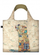 LOQI Museum Gustav Klimt the Fulfilment Reusable Shopping Bag