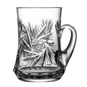 6019 Crystaljulia Lead Crystal Pint Glass Tankard, 0.6 L