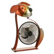 Deco Breeze USB Fan - Dog