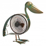 Deco Breeze USB Fan - Pelican