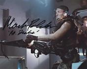 MARK ROLSTON as Private Drake - Aliens GENUINE AUTOGRAPH