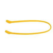 Forfar 1Pcs Sports Swimming Gym Glasses Neck Cord Sunglasses Eyeglasses Chain Silicone Straps String
