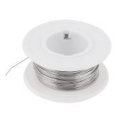 40m 131.23ft Constantan 27AWG 0.35mm 4.989ohm/m Heating Heater Wire