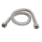 """Water Heater G3/4"""" 80cm 304 Stainless Steel Flexible Explosion-proof Shower Hose"""