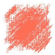 Daler Rowney Artists Soft Pastel : Medium size (12mm x 65mm) Rowney Red 4