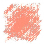Daler Rowney Artists Soft Pastel : Medium size (12mm x 65mm) Rowney Red 2