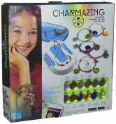 Style Me Up! Charmazing Deluxe Bracelet Kit-Nature