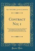 Contract No; 1