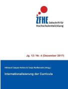 Internationalisierung Der Curricula [GER]