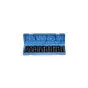 Grey Pneumatic Corporation Gp1598Hc 1.3cm Dr 18Pc Combo Hx Drvr Sae/Metric