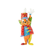 """Disney by Britto Timothy Mouse from """"Dumbo"""" Stone Resin Figurine"""