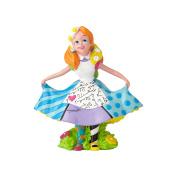 Enesco Disney by Britto Alice Mini Stone Resin Figurine, 9.8cm