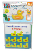 World of Eric Carle Bath Set, Duckie Book & Squirty